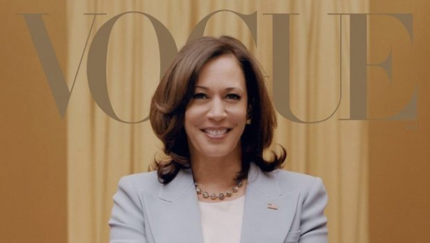 Kamala Harris – 'Vogue' To Release New Cover Of Vice President After Backlash