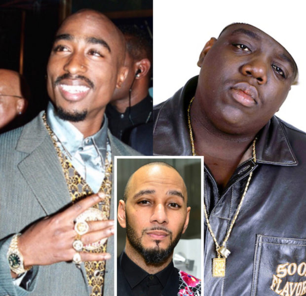 Swizz Beatz Wants To Create A Tupac VS. Notorious B.I.G Battle