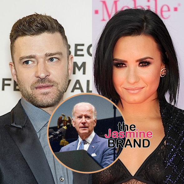 Justin Timberlake, Demi Lovato To Perform At Joe Biden's Inauguration