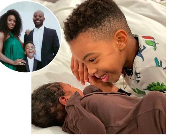 Kelly Rowland & Husband Tim Weatherspoon Welcome Baby Boy Noah!