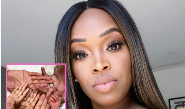 Khadijah Haqq Welcomes Baby Girl!