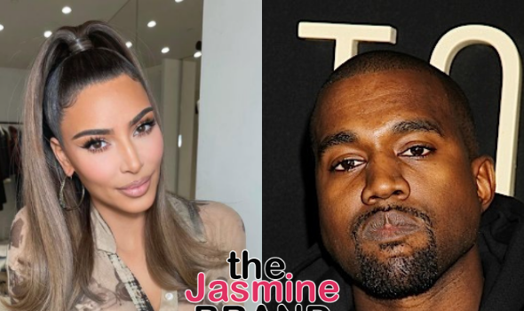 Kanye West Requests Joint Custody In Divorce W/ Kim Kardashian, Doesn't Want Either Of Them To Get Spousal Support