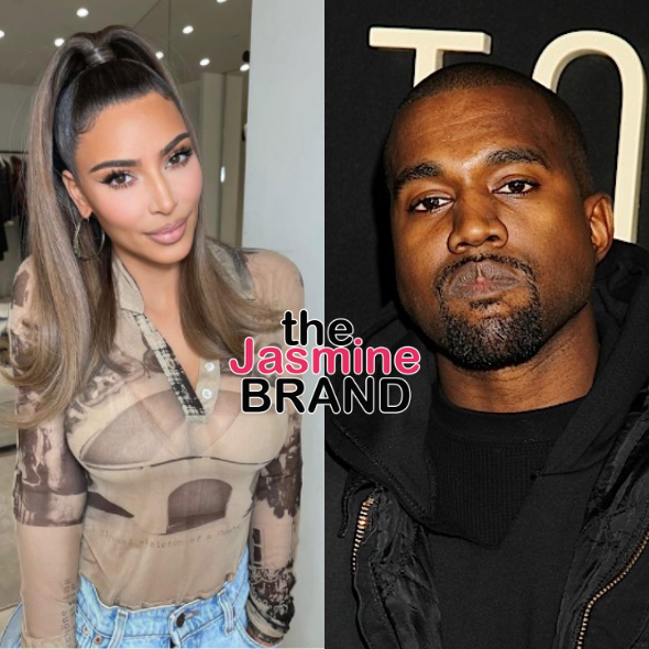 Kim Kardashian & Kanye West Reportedly 'Completely Done & No Longer Speaking'