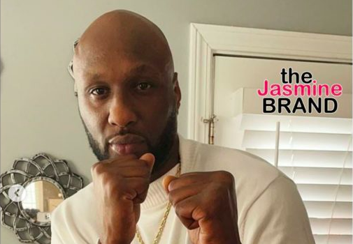 Lamar Odom Signs Celebrity Boxing Deal, Scheduled To Fight In June