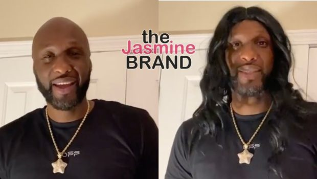 Lamar Odom Denies Drug Use After Fans Express Concern Over Social Media Post: Lighten Up!