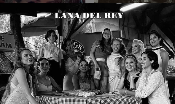 Lana Del Rey Reacts To Criticism For Lack Of Diversity On Album Cover: My Best Friends Are Rappers, My Boyfriends Have Been Rappers