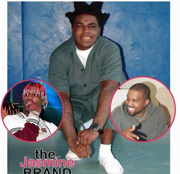 Kodak Black Says He's 'Lonely, Sad' & 'Depressed' While In Jail + Shows Love To Lil Yachty & Kanye West