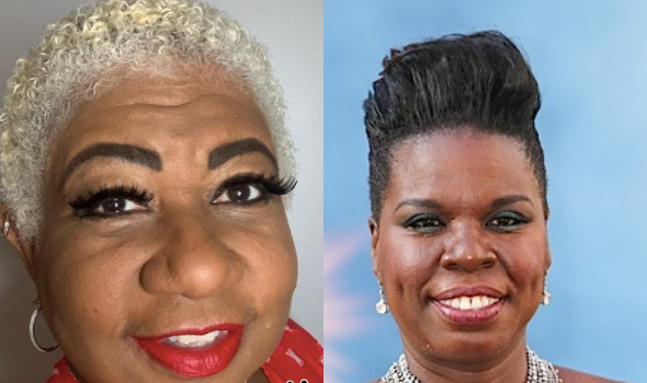 Luenell Says Leslie Jones 'Wasn't Speaking To Me' On 'Coming 2 America' Set Amid Their Feud, Ladies Later Settled Their Issues
