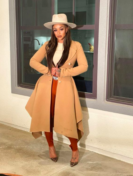 Masika Kalysha Calls Off Engagement, Says Ex-Fiancé Used & Tried To Extort Her