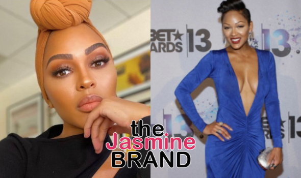 Meagan Good Recalls BET Not Letting Her Present An Award After She Refused To Joke About Backlash Over Revealing Dress: Would You Do This To Gabrielle Union Or Taraji?