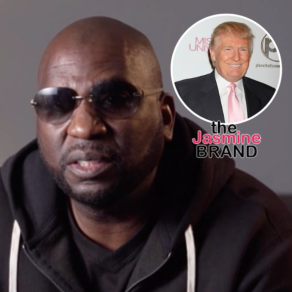 Death Row Records Co-Founder Michael 'Harry O' Harris Thanks Trump In 1st Interview Since Pardon