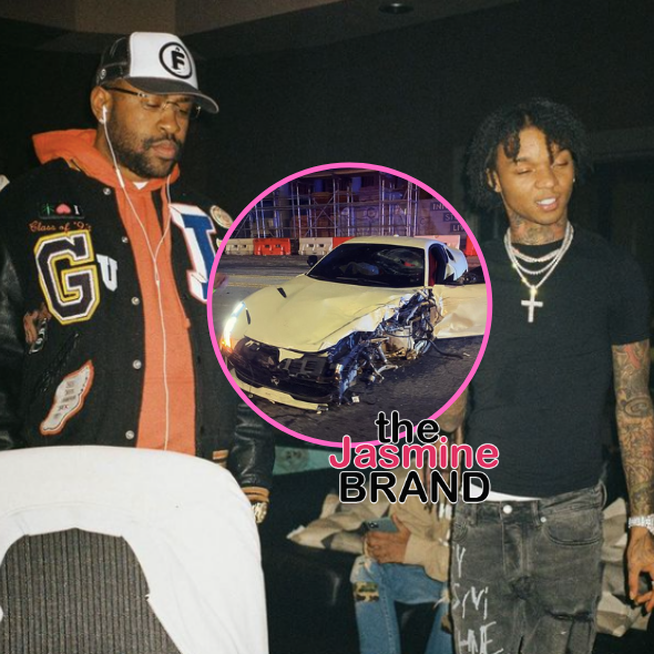 Swae Lee & Producer Mike Will Made-It Involved In Serious Car Crash: We Could've Been Dead