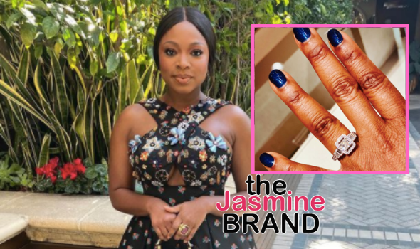 Naturi Naughton Is Engaged!