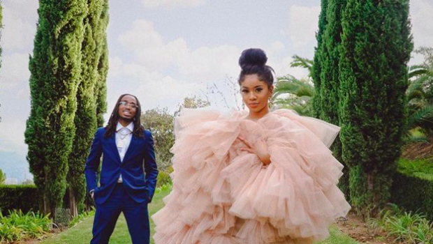 Saweetie Says 'People Will Try & Credit A Man For A Woman's Success' When Talking About Relationship With Quavo