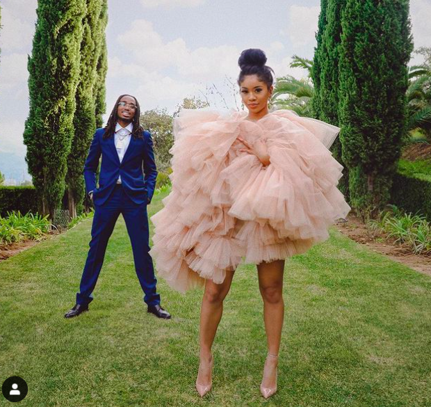 Saweetie Reveals If She'd Give Her Man A Threesome + Sparks Breakup Rumors W/ Quavo As They Unfollow Each Other On IG