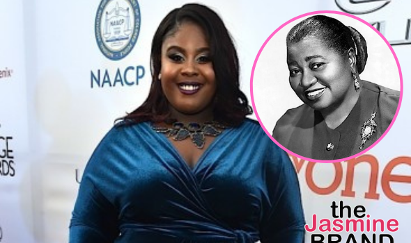 Raven Goodwin Lands Role As Hattie McDaniel In 'Behind The Smile' Biopic