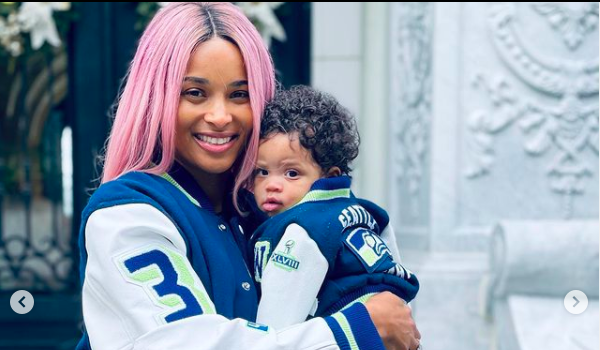 Ciara Reveals That She Had To Wear A Face Mask While Giving Birth To Son Win Harrison: This Is Crazy, I'm Having To Deliver A Baby With A Mask