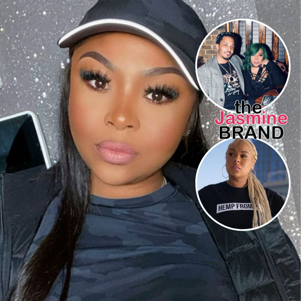 Shekinah Alleges Sabrina Petersen Had 3-Some With T.I. & Tiny, Recruited Other Women For The Couple