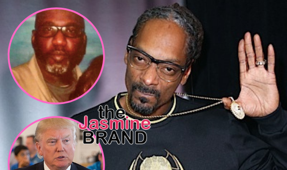 Snoop Dogg Pushing For Donald Trump To Pardon Death Row Records Co-Founder Before He Exits Office