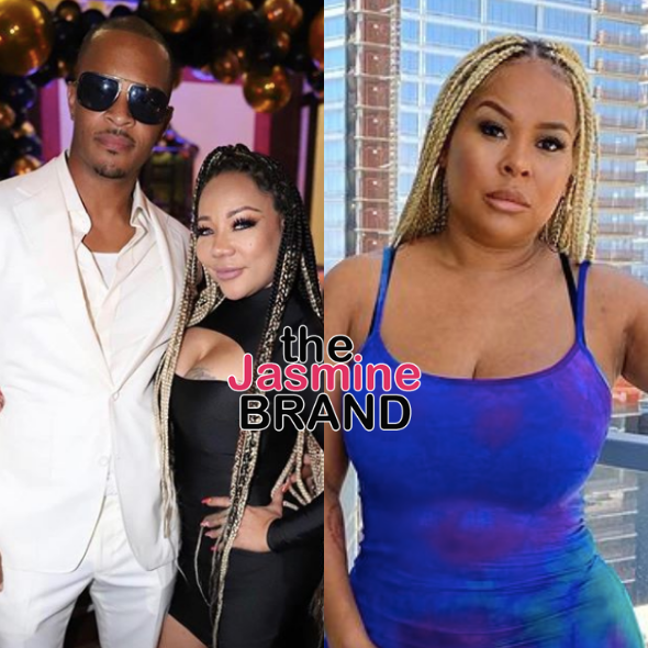 T.I. & Tiny Harris – Sabrina Peterson, Woman Accusing Couple Drug & Kidnapping, Takes A Lie Detector Test