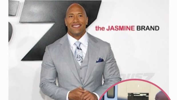 Dwayne 'The Rock' Johnson Gifts Friend Who Took Him In As A Teenager With A Brand New Car