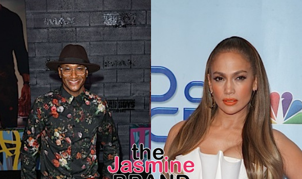Tommy Davidson Recalls Jennifer Lopez Snubbing Him After She Got 'Hugely Famous'