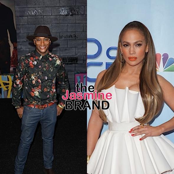 Tommy Davidson Recalls Jennifer Lopez Snubbing Him After She Got 'Hugely Famous'