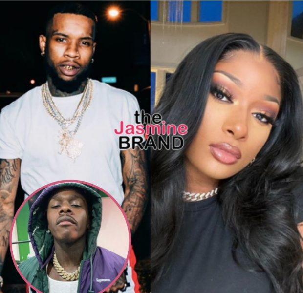 Tory Lanez Teases DaBaby Collab + Megan Thee Stallion Responds: Nice Try, That Sh*t Old & Not Cleared