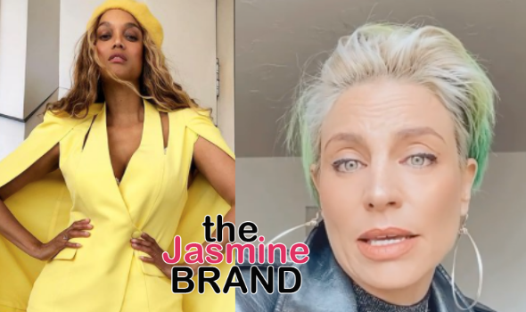 'ANTM' Alum Lisa D'Amato Says Tyra Banks Exploited Her Childhood Trauma For The Show: How Do You Sleep At Night?
