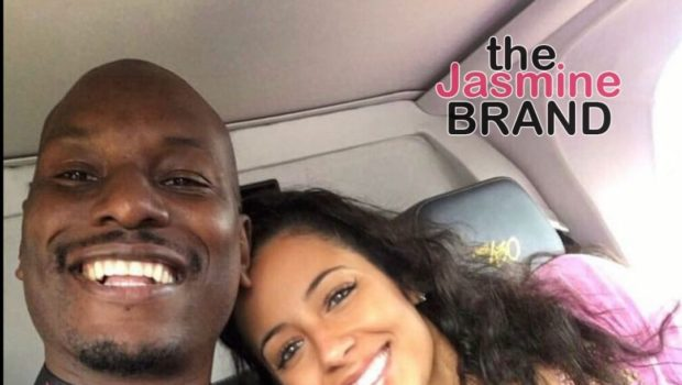 Tyrese Denies Locking Estranged Wife & Daughter Out Of Their Home Amid Divorce Drama