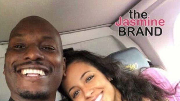 "Tyrese Tells Estranged Wife ""This Was Suppose To Be Us"" As Kirk Franklin & His Wife Celebrate 25th Anniversary Post+ Says He Plans To Get Her Back"