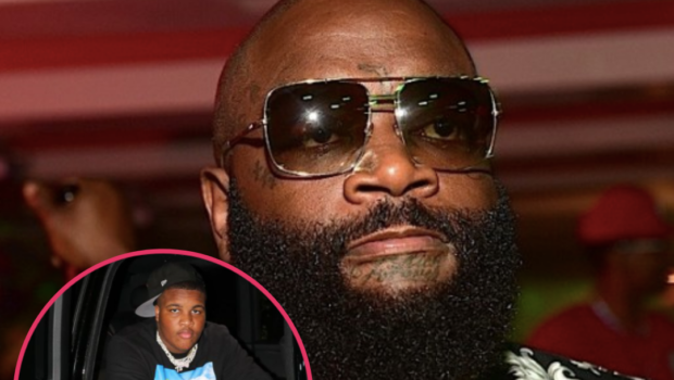 Rick Ross' Son Receives College Football Scholarship Offers From Miami and Syracuse