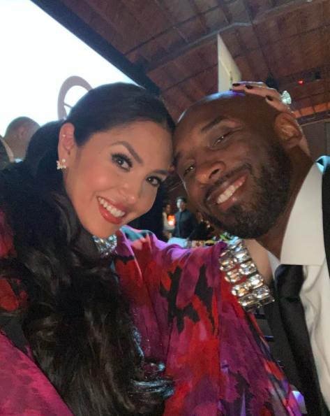 Vanessa Bryant Slams Article Claiming Kobe Bryant Had Cancer & Wanted To Give His Fans CBD Products: Don't Get Scammed!