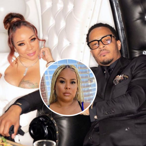 T.I. & Tiny Harris Threaten Legal Action Against Sabrina Petersen If She Doesn't Stop Allegations
