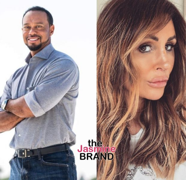 """Tiger Woods' Former Mistress Speaks Out For """"Tiger"""" Docu: Says He Told Her 'You Were The Only One I Ever Loved'"""