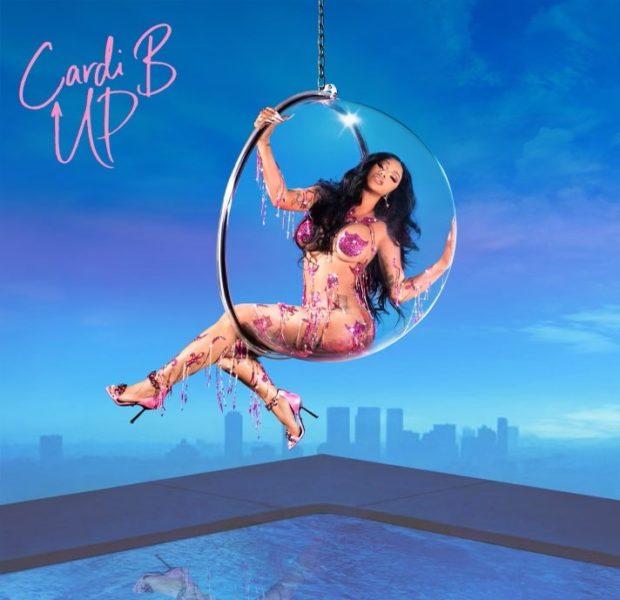 "Cardi B Announces New Single ""Up"""