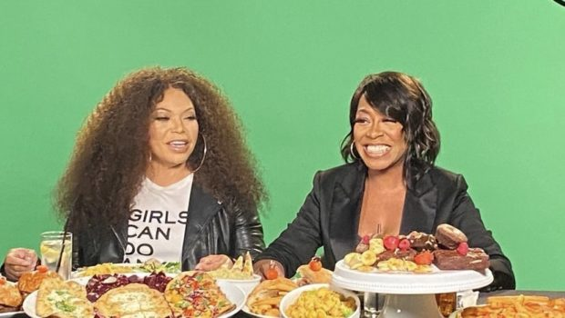 "Tisha Campbell & Tichina Arnold Land New Talk Show, ""Tisha & Tichina Have Issues"""