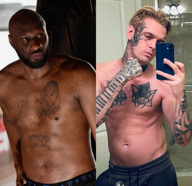 Lamar Odom Set to Fight Aaron Carter In Celebrity Boxing Match