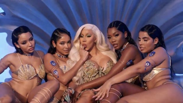 Cardi B Is Back With New Single, 'Up' [VIDEO]
