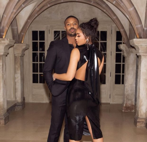 Lori Harvey Tells Boyfriend Michael B. Jordan: I Love You Baby