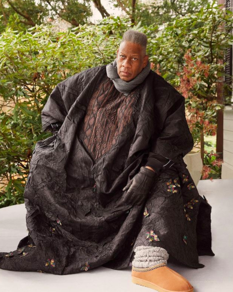 André Leon Talley Fights Eviction, Allegedly Owes $500,000 In Back Rent