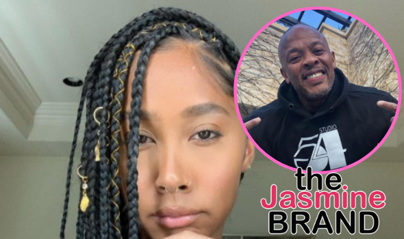 Apryl Jones Says 'I'm Dating' After Allegedly Being Spotted With Dr. Dre