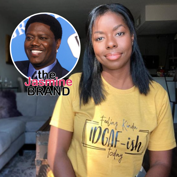 'The Bernie Mac Show' Actress Camille Winbush Reacts To Criticism Of Her OnlyFans Page: Bernie Is NOT Turning Over In His Grave, Stop Saying That
