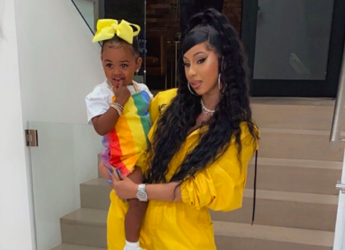 Cardi B On Why She Refuses To Hire A Babysitter: I Can't Trust People