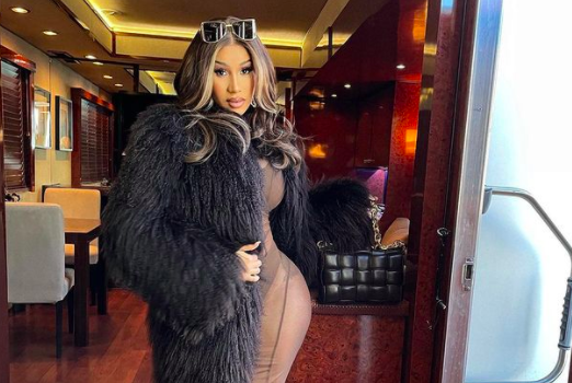Cardi B Denies Stealing 'Up' From New Jersey Rappers: Sorry Lil Boy Never Heard Of You
