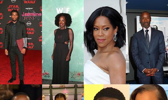 Chadwick Boseman, Viola Davis, Regina King, Don Cheadle, Leslie Odom, Jr., John Boyega, Daniel Kaluuya & Andra Day Receive Golden Globe Nominations