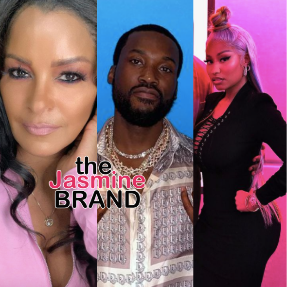 Claudia Jordan Says She's Received Death Threats After Telling Meek Mill & Nicki Minaj Story