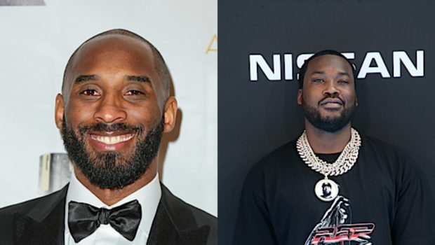 Meek Mill Shows Love To Kobe Bryant After Backlash For Lyric Referencing Helicopter Crash