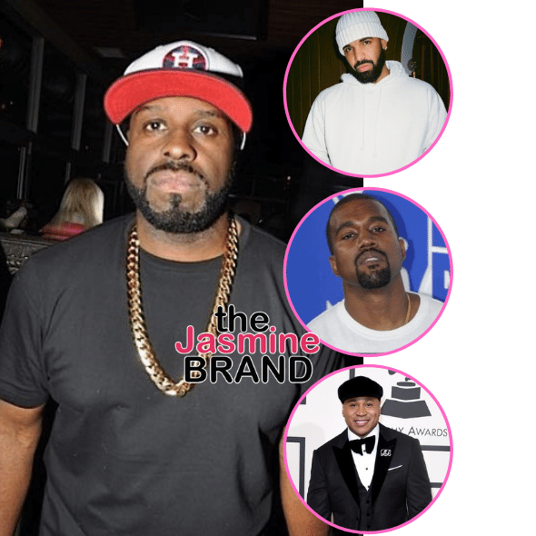 Funk Flex On Why He Got Lipo: To My Knowledge, That's What Drake, Kanye & LL Cool J Were Doing