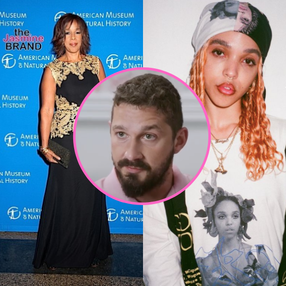 Gayle King Asks FKA Twigs Why She Didn't Leave Alleged Abuser Shia LaBeouf